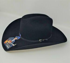 RESISTOL GEORGE STRAIT SONORA 4X COWBOY WESTERN HAT