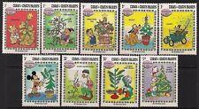 Turks & Caicos Stamp - 83 Christmas Stamp - Nh