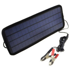 12V 4.5W Universal Rechargeable Portable Car Solar Panel Charger Battery Charger