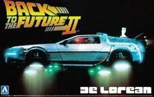 Back to The Future II Plastic Modelkit 1/24 Delorean LK Coupe Aoshima