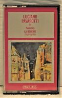 "LUCIANO PAVAROTTI ""La Boheme - highlights) Audio Cassette  Price-Less XY2225"