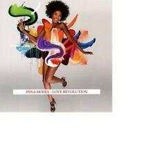 INNA MODJA - LOVE REVOLUTION  CD NEU