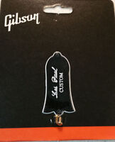 GIBSON Les Paul Custom Truss Rod Cover w/screws Guitar Genuine New Made in USA