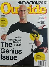 Outside Sep 2017 Thomas Meyerhoffer The Genius Issue Innovation FREE SHIPPING sb