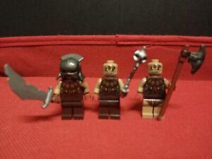 Lego ® 15x señor de los anillos HDR orco Uruk hai espada 10050 cobre oro arma nuevo