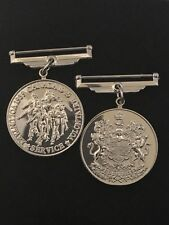 Canadian Volunteer Service Medal Full Size Replica