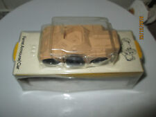 DINKY TOYS MODEL  No 680 FERRET  ARMOURED CAR  and box
