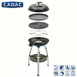 Cadac Carri Chef 50 BBQ Chef Pan Combo Caravan Camping Barbecue NEW FOR 2021