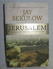 jerusalem a biblical & historical case for the jewish capital by jay sekulow
