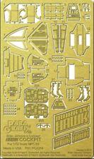 Paragrafix Brian Johnson's Concept Hawk Cockpit Photoetch Set PGX214 Sci-Fi M...
