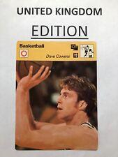 DAVE COWENS 1977 Sportscaster #13 064 05-09  - BOSTON CELTICS (U.K. Version)