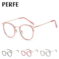 Women TR90 Frame Optical Glasses Round Retro Fashion Myopia Glasses Frames New