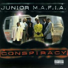 Junior M.A.F.I.A. - Conspiracy [New CD] Explicit, Manufactured On Demand