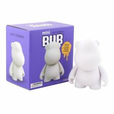 Kidrobot - Mini Bub Diy Vinyl Art - White Canvas Figure Vinyl Toy