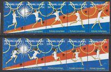 MARSHALL ISLANDS :1988 Olympic Games,Seoul  set SG166-75 MNH