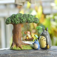 NEW Tonari no Totoro Resin decoration dolls Anime action figure Toys gift