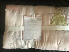 Pottery Barn Kids-Brand New Disney Princess Quilt and Pillow