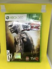 WWE '12 (Microsoft Xbox 360, 2011) GAME TESTED -Fast Shipping!