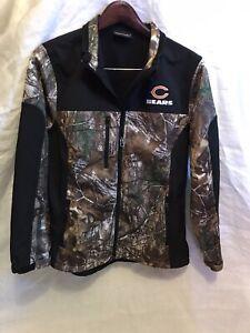 Women's Chicago Bears NFL Real Tree Dunbrooke Camo Jacket- Size XL NWOT