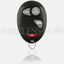 Car Key Fob Keyless Remote 4Btn For 2001 2002 2003 2004 Oldsmobile Silhouette