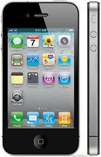 4 Pellicola OPACA per Apple IPHONE 4G 4S Protettiva Pellicole MATT ANTIMPRONTA