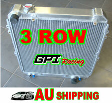 3 ROW  Aluminum Radiator for Toyota Hilux surf KZN130 1KZ-TE 3.0 TD 93-96