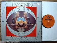 Alex Campbell – live + studio 2 LP Happy Bird – DB 90031 Tannahill Weavers