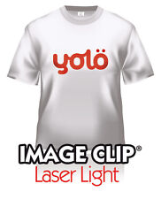 3x A4 Image Clip® Laser Light Self-Weeding Heat Transfer Paper for Lights