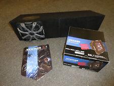 2015 to2018 Ford F150 Supercrew Custom Box Enclosure 8L7 Slot ported box Crewcab