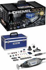 Dremel Trapano Utensile Multifunzione 130W a filo 70 accessori valigia 3000-5/70