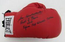Stan Christodoulou HOF Referee Signed Everlast Boxing Glove JSA R88851