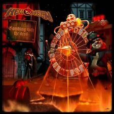 HELLOWEEN - GAMBLING WITH THE DEVIL - CD NEW SEALED 2007