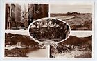 C5166cgt UK Guernsey Multiview vintage postcard
