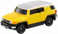 Model_kits Takara Tomy Toyota FJ Cruiser Yellow/White #85 F/S SB