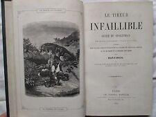 MARKSMAN : LE TIREUR INFAILLIBLE (fusils, chasse tous gibiers, chiens...), 1864.