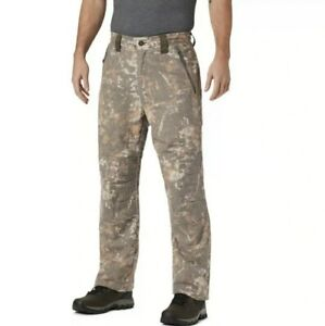 Columbia PHG Gallatin Lite Wool Blend Pants Timberwolf Digital Camo