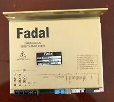 Fadal Machining Centers AMP-0064 Brushless Servo Amplifier