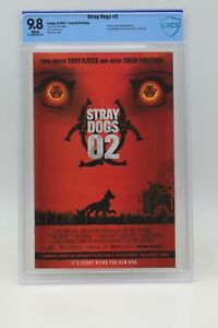 Stray Dogs (2021) #2 Fourth Printing 28 Days Later CBCS 9.8 Blue Label White Pgs