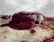 WWII US Army Westwall (Siegfried Line) Technical Intelligence Reports