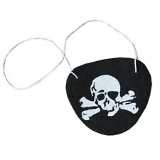 12 Pirate Eye Patches|Pirate Party|Party Bag Fillers|Party Favours