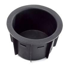 OEM NEW Right / Left Side Floor Cup Holder Insert Black Super Duty 8C3Z2513562BA