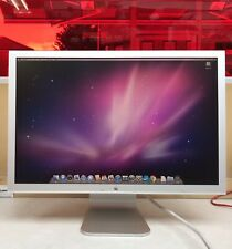 "APPLE CINEMA DISPLAY Silver Monitor 20"" Screen 2004"