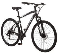 SHIPS TODAY! Schwinn 700c Glenwood Men's Hybrid Bike, Black - Brand New