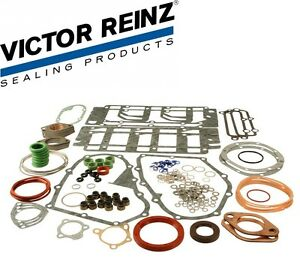 For Porsche 911 S 1974-1977 Complete Engine Gasket Set Victor Reinz Brand New