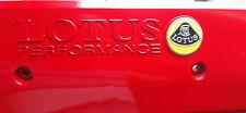 For Lotus Aluminum  Badge emblem for valve cover Elise Exige Evora