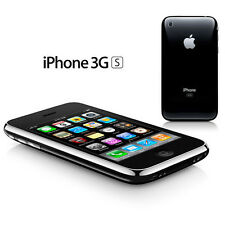 Apple iPhone 3GS - 8GB - Black UNLOCKED Smartphone