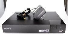 Sony Blu-Ray/DVD Player Bdp-s3700 Used & Tested Fully Functional With Power Cord
