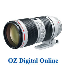 NEW Canon EF 70-200mm f/2.8L IS III USM F2.8 Lens 1 Year Aust Wty for EOS 5D 5DS