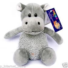 Hippo Nubby Jungle Plush Toy 20cm Baby Shower Newborn Gift