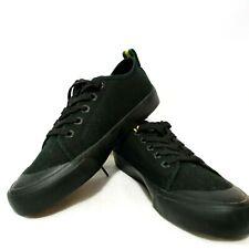 BNIB Volley Deuce Low V74008 Black Casual Shoe Unisex Size Mens US 7 Womens US 9
